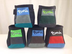 PRism area chalk bags, packs and crash pads