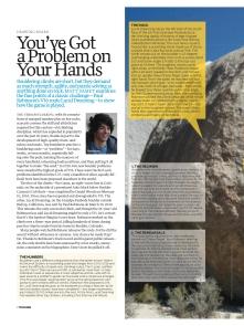 Outside Magazine 2011