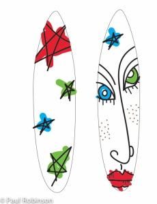 Surfboard Design 1