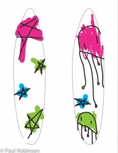 Surfboard Design 2