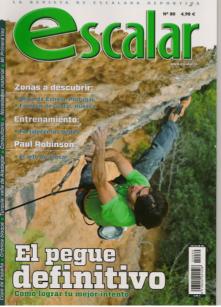 Escalar Magazine Cover 2012