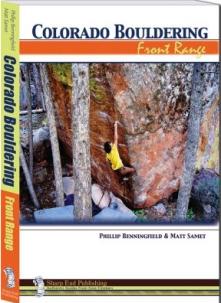 Front Range Colorado Bouldering Guide Book