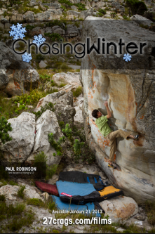 Chasing Winter Movie Poster