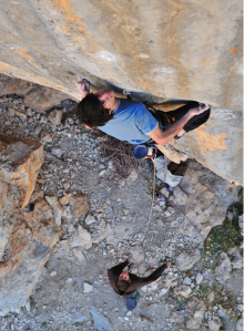 Psychedelic 5.14d 2nd ascent, St. George, Utah